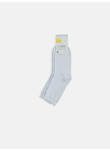LC Waikiki Çorap Seti Beyaz